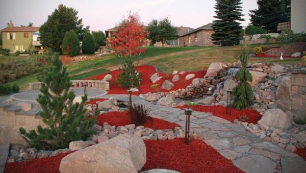 Deco Jardin Avec Gravier Perpignan 21