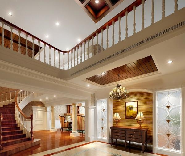 Un Escalier Demi Tournant Embellit Vos Intrieurs Modernes