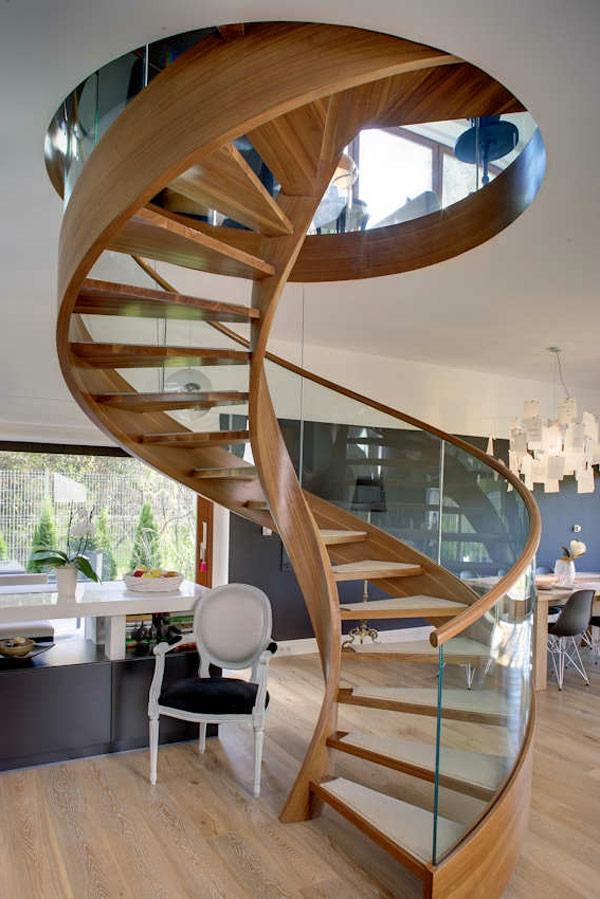 Un Escalier En Colimaon Des Ides Pour Relooker Votre