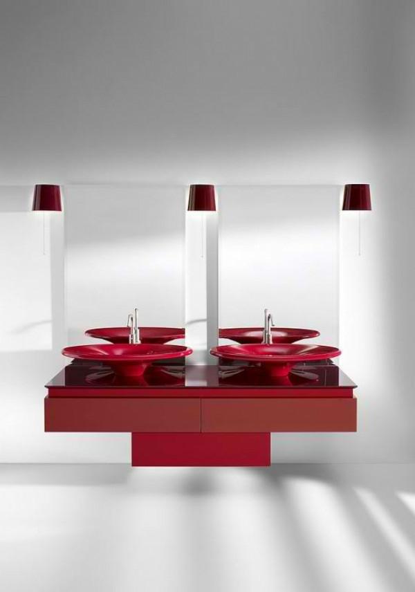 Le Meuble Salle De Bain Double Vasque Convient Une