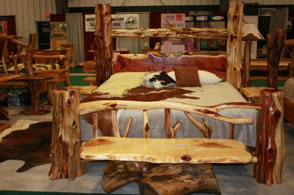 les meubles rustiques traditionnels