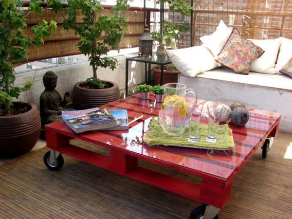Le Salon De Jardin En Palette Bricolez Vos Meubles Patio