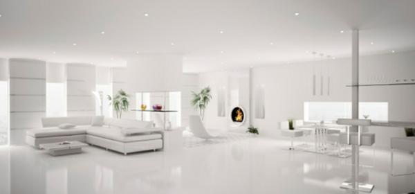 Le Bton Cir Dans La Maison Moderne Archzinefr