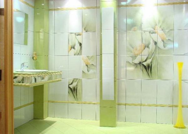 Le Carrelage Mural De Salle De Bain Archzinefr