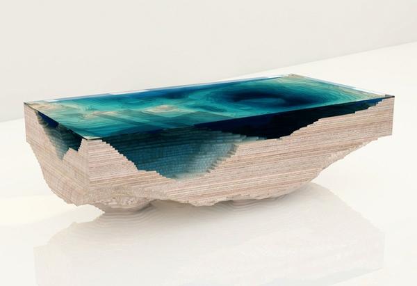 Modles De Table Basse Originale Inspirs Par La Nature