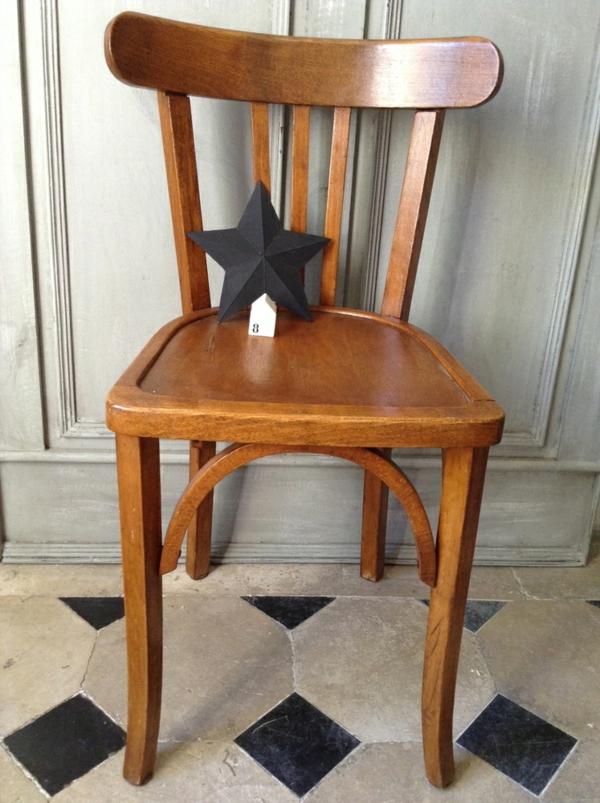 Le Chaise Bistrot Vintage Meuble Archzinefr