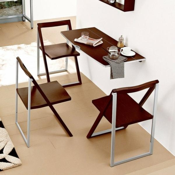 Designs Cratifs De Table Pliante De Cuisine