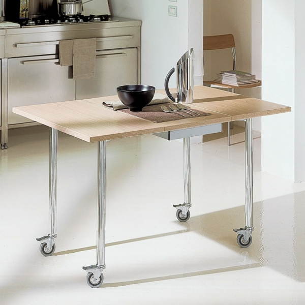 Designs Cratifs De Table Pliante De Cuisine Archzinefr