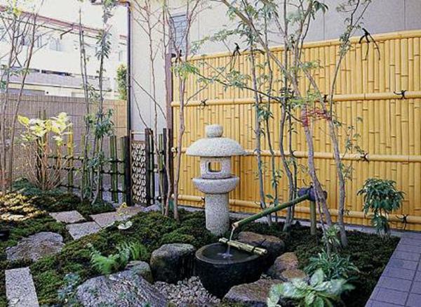 La Canisse Bambou Une Clture De Jardin Jolie Et