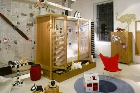 Best Home Design » deco chambre bebe original