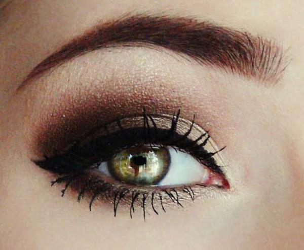 Le Maquillage Smokey Eyes Pour Un Regard Ensorcelant