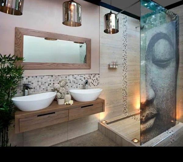deco petite salle de bain zen