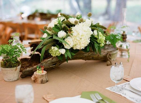 Dcoration Florale Mariage 70 Ides