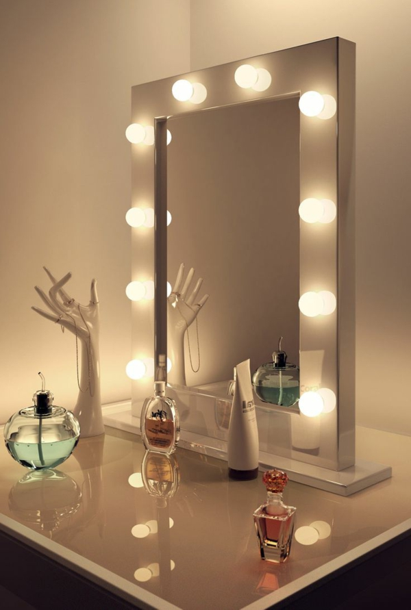 Makeup Vanity Light Mirror