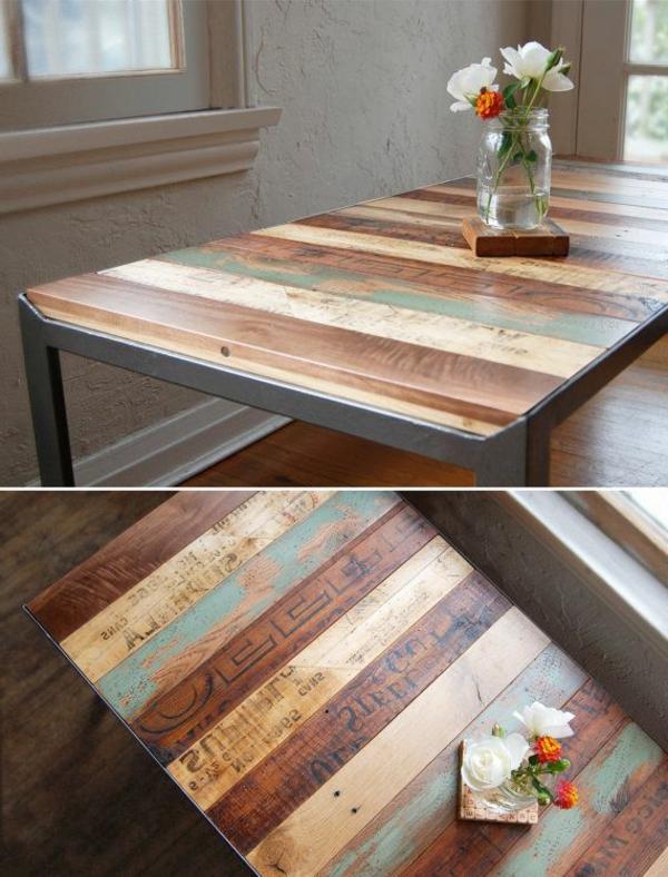 50 Ides Pour Une Table Basse Avec Palette