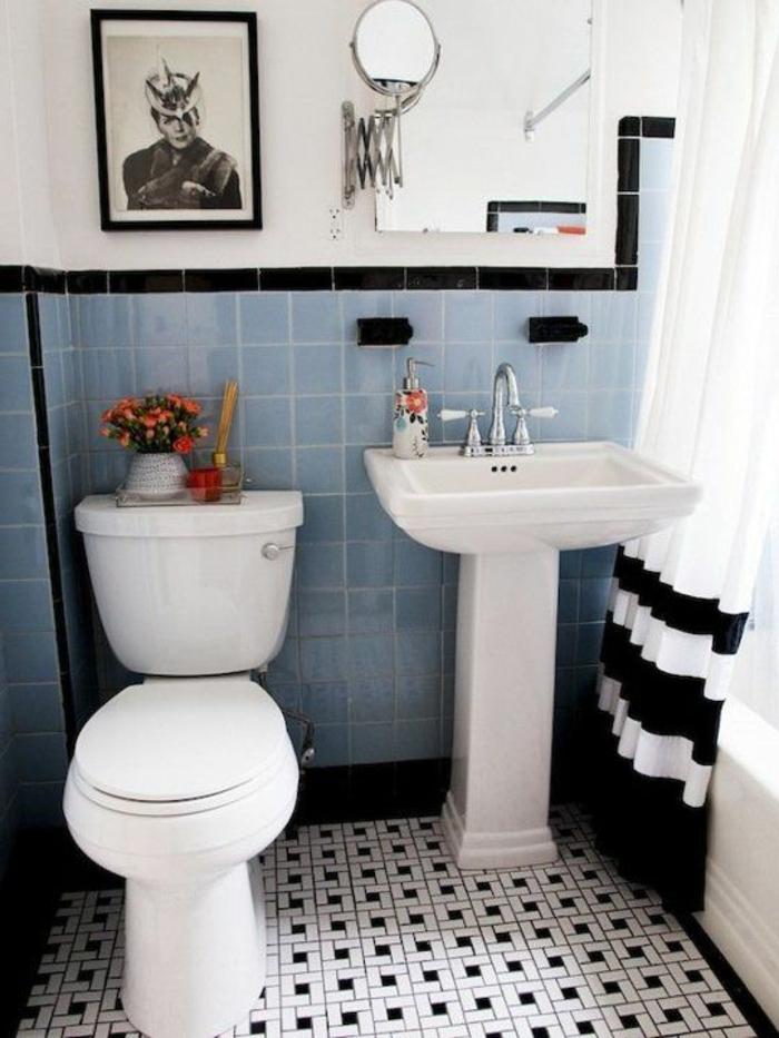 le theme du jour est la salle de bain