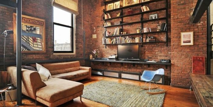 La Deco Loft New Yorkais En 65 Images