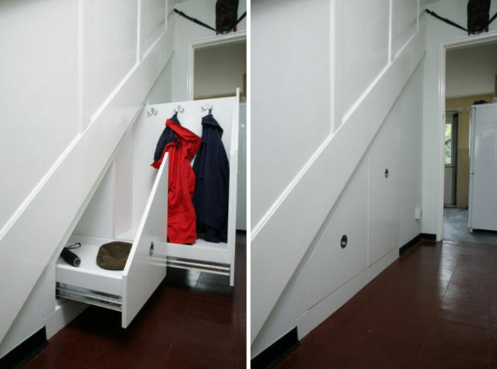 Rangement Sous Escalier Ikea Penzatop