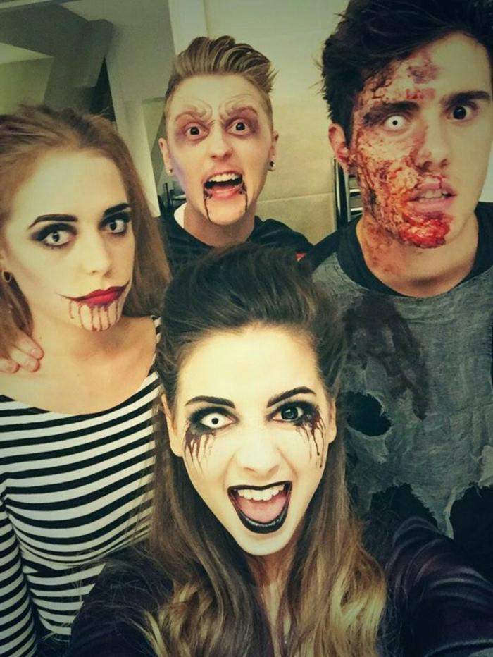Toutes Les Ides Pour Votre Maquillage Halloween Archzinefr
