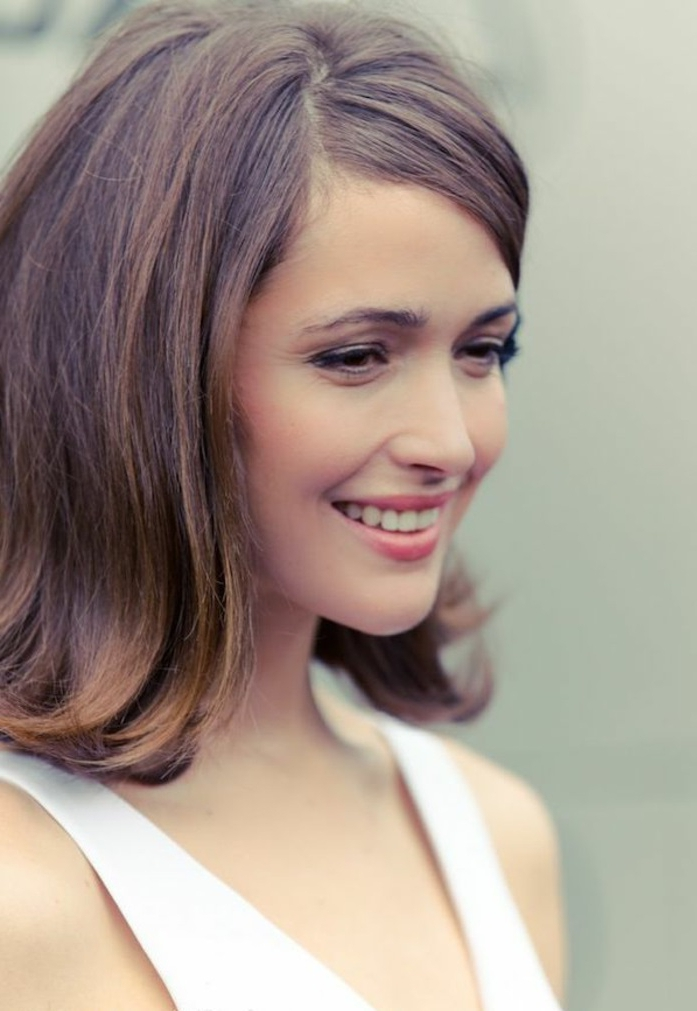 Populaire Coiffure Avec Cheveux Carre Plongeant - Coiffures HM15