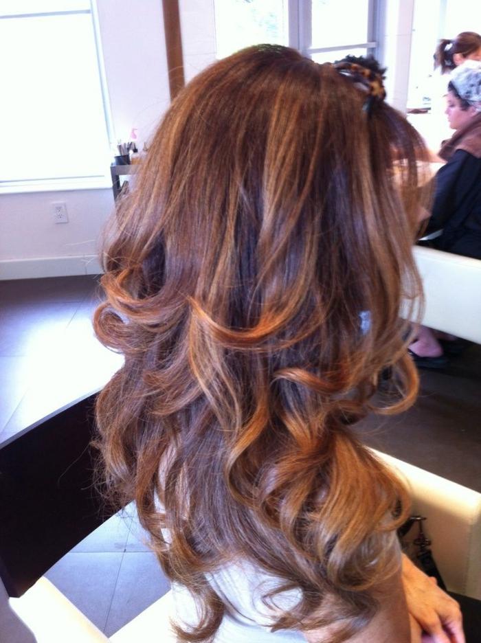 La Couleur Chtain Clair Pour Des Cheveux Magnifiques