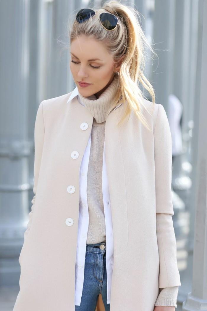 Choisir Le Plus Lgant Manteau Long Femme Parmi Les Photos