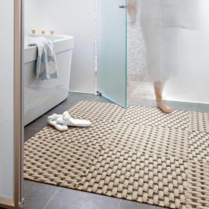 tapis salle de bain ikea enredada