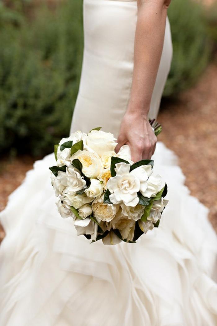 Pourquoi Opter Pour Un Bouquet De Marie Rond