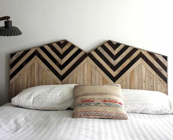 la tete de lit originale en 46 photos