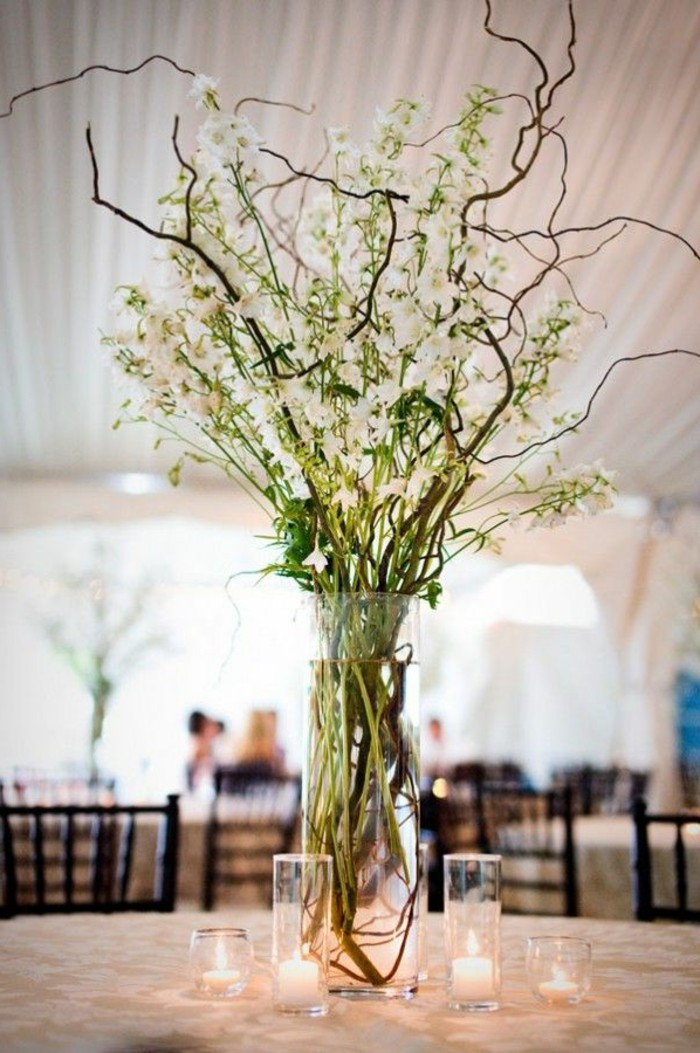 le grand vase en verre dans 46 belles