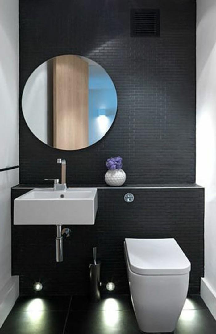 Salle De Bain Design Noir Et Blanc Salle De Bains Design