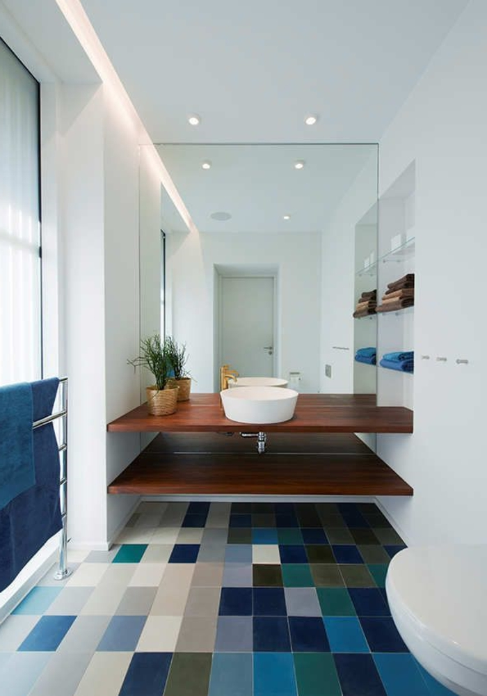 relooker une salle de bain 42 idees en