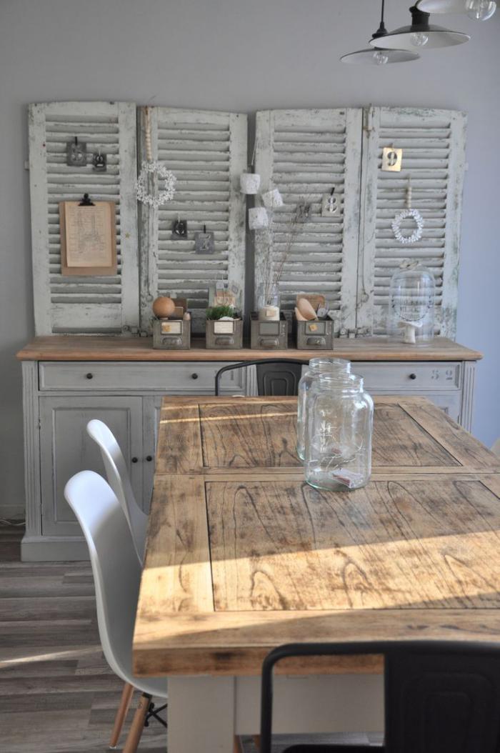Dcorez Vos Intrieurs Avec Une Belle Table Rustique