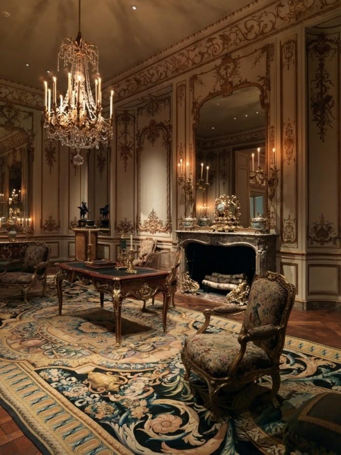 La Chambre Style Baroque Nos Propositions En Photos