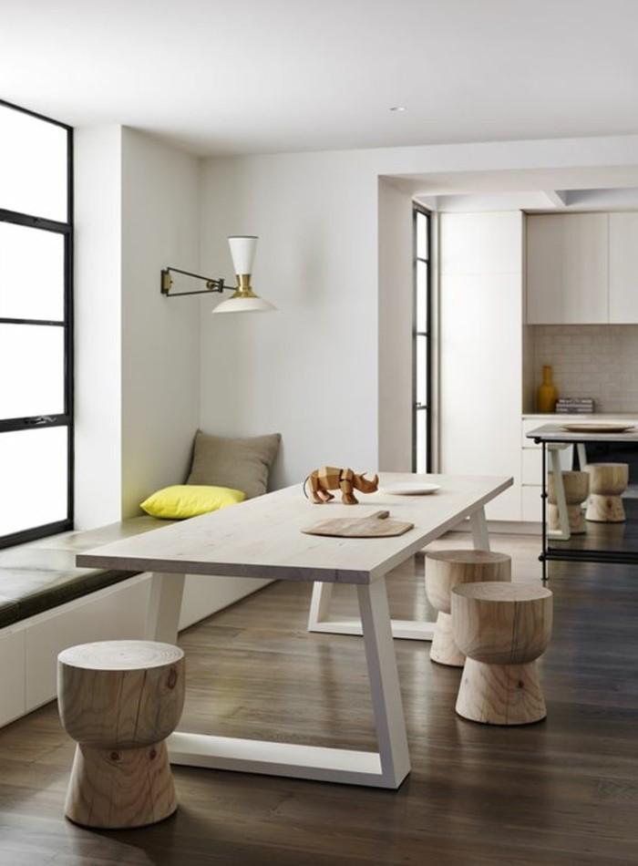 la meilleure table de salle a manger design en 42 photos