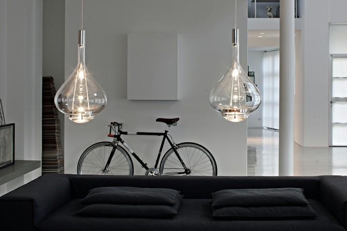 la suspension luminaire en fonction de