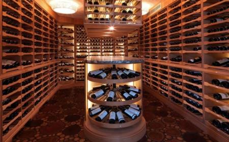 creer sa cave a vin fantastique pour
