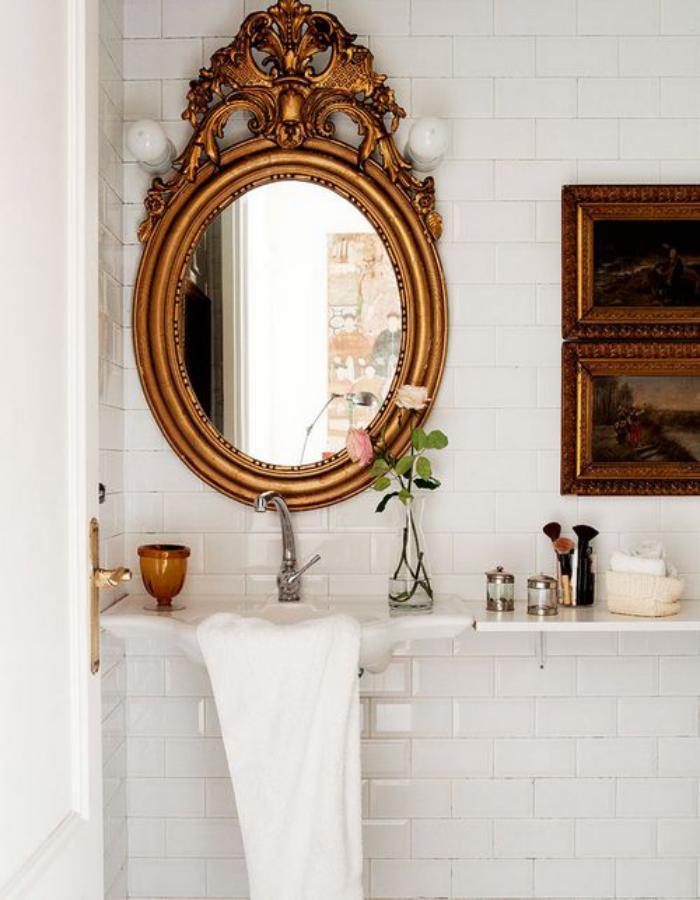 Le Miroir Dor En 40 Photos