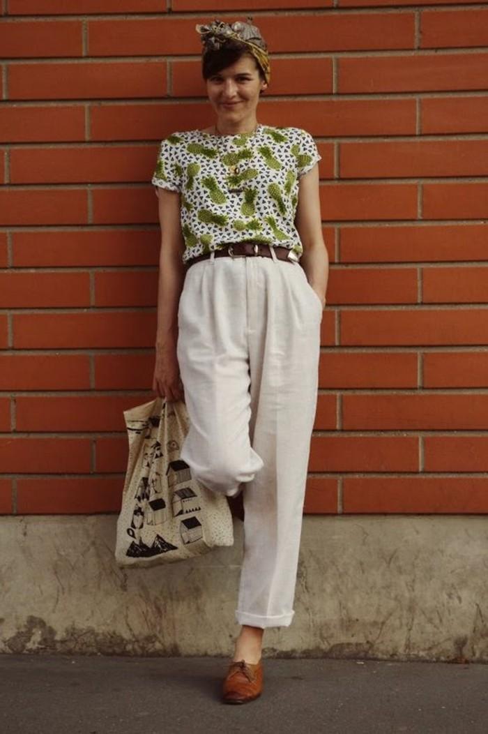 Comment Porter Le Pantalon Carotte Nos Conseils En Photos