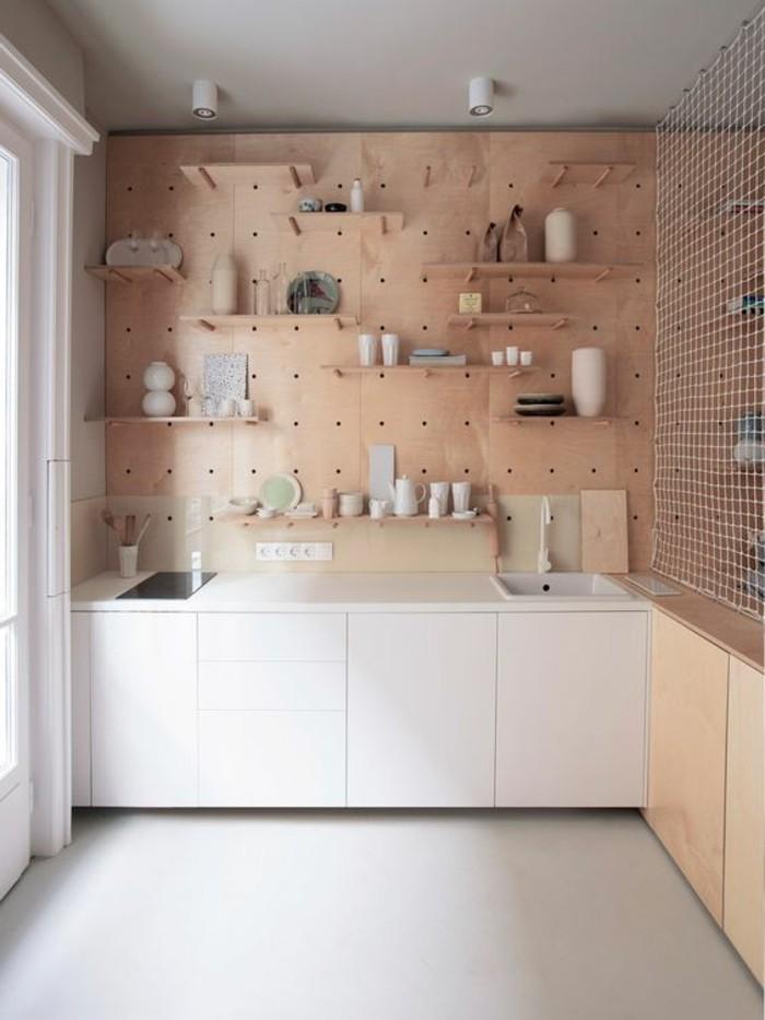rangement mural cuisine trendy mint magazine diy. Black Bedroom Furniture Sets. Home Design Ideas