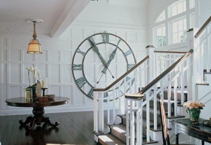 La Grande Horloge Murale En Photos Archzinefr