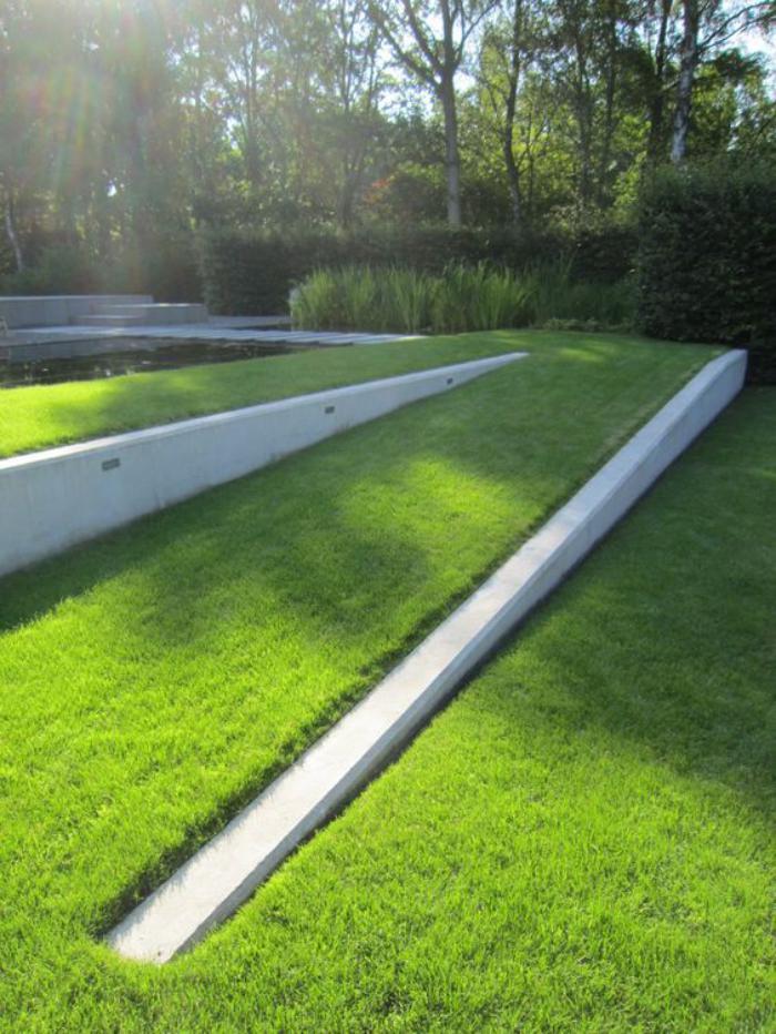 Comment Avoir Un Joli Jardin En Pente Jolies Idees En Photos Et Conseils Pour L Amenagement Archzine Fr
