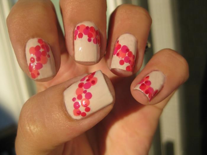 Nail Art Facile Décoration D Ongles