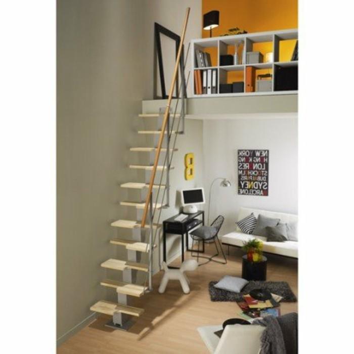 O Trouver Le Meilleur Escalier Gain De Place