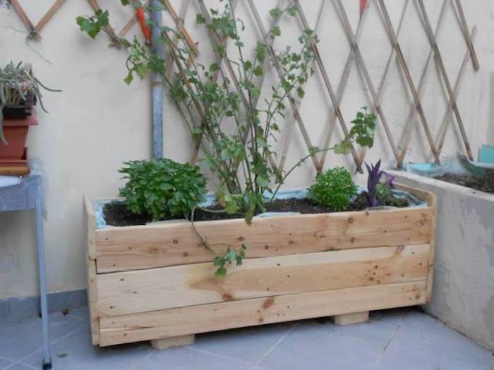 Fabriquer Une Jardinire En Bois Mode Demploi Et 35