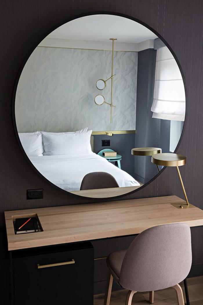 Comment Raliser Une Belle Dco Avec Un Miroir Design