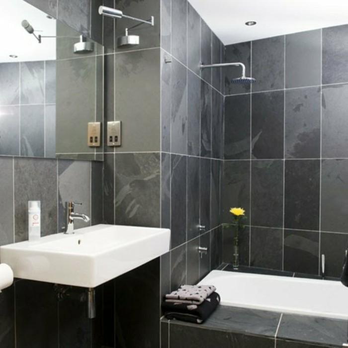 comment amenager une salle de bain 4m2