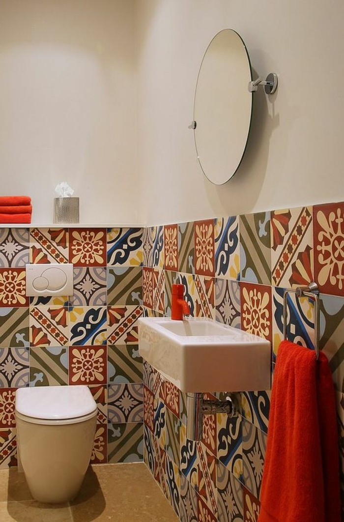 Comment Adopter Le Carrelage Patchwork Son Intrieur