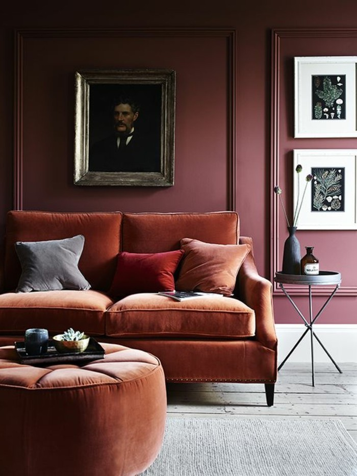Ide De Peinture Salon - Onearth.top