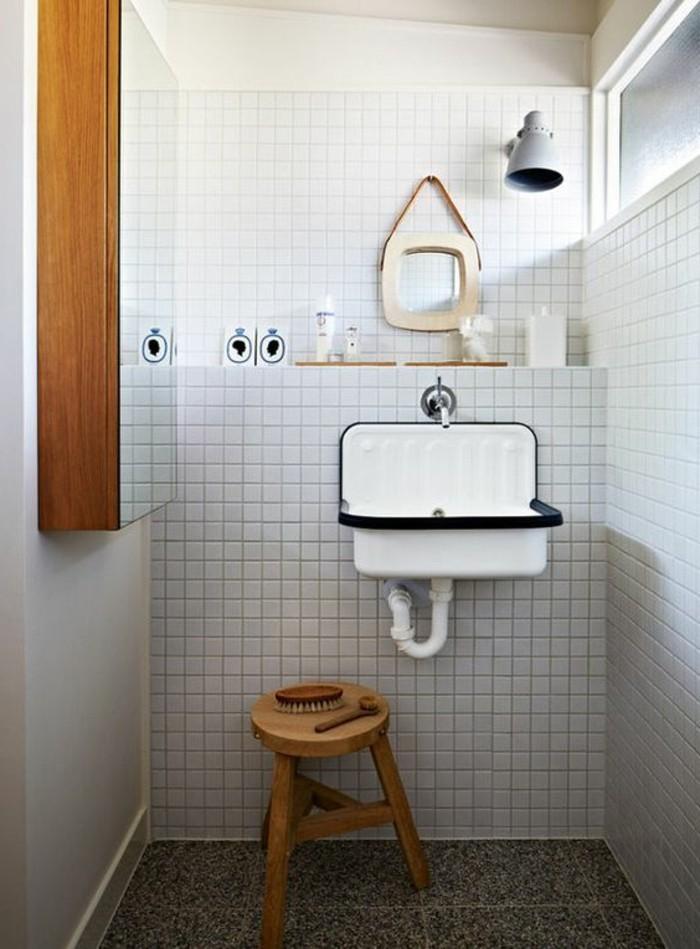 choisissez un joli lavabo retro pour